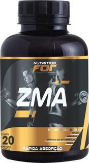 Zma 120 Caps 500mg Kit C/ 4 Potes Premiun Original Fitoplant