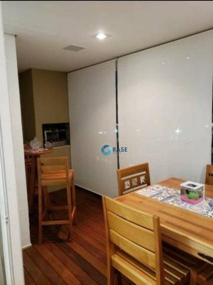 Apartamento Com 3 Dormitórios À Venda, 110 M² Por R$ 775.000,00 - Jardim Monte Kemel - São Paulo/sp - Ap6250