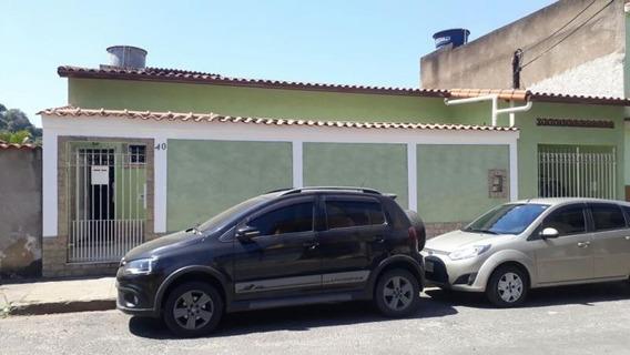 Casa Para Venda Em Volta Redonda, Retiro, 4 Dormitórios, 2 Suítes, 4 Banheiros, 1 Vaga - 083