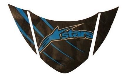 Protetor De Rabeta Siliconado 150-09 Stars -
