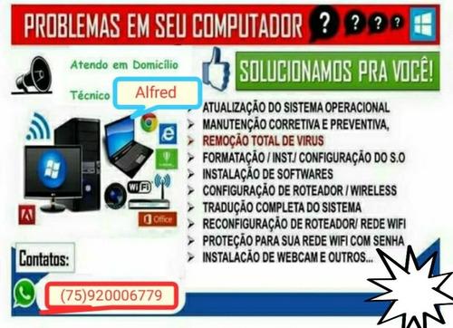 Imagem 1 de 1 de Suporte Técnico Informática (ti)