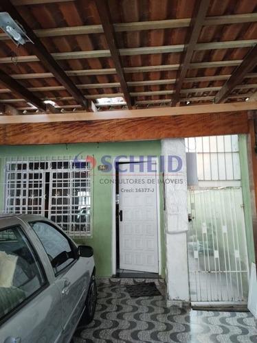 Imagem 1 de 15 de Sobrado A Venda - Mr77107