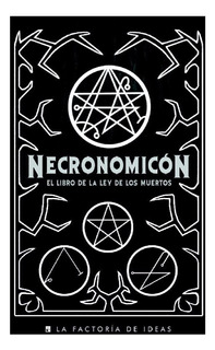 ** Necronomicon ** El Libro De La Ley De Los Muertos Simon