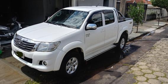Toyota Hilux Flex 2015 Automática Cabine Dupla