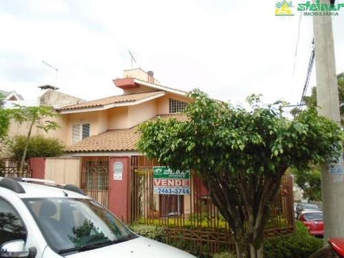 Imagem 1 de 15 de Venda Sobrado 4 Dormitórios Jardim Maia Guarulhos R$ 1.600.000,00 - 19449v