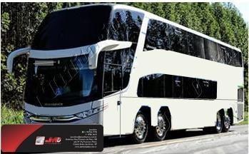 Imagem 1 de 3 de Paradiso 1800 Dd G7 Ano 2012 Scania K420 Jm Cod.348