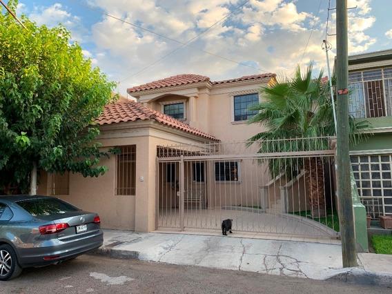 En Venta Hermosa Casa En El Fracc. Delicias Residencial, Excelentes Acabados Y En Calle Privada