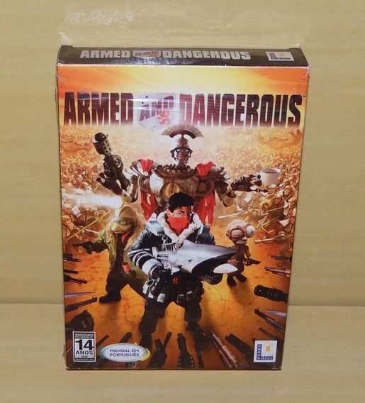 Armed And Dangerous - Pc