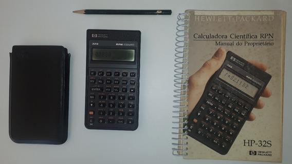 Calculadora Hp 32s