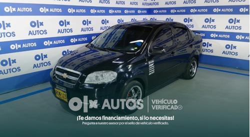 Chevrolet-aveo- Emotionmt 1.6l Aa 1ab 4p 4x2-2011