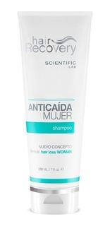 Shampoo Anticaída Mujer Scientificlab Hair Recovery