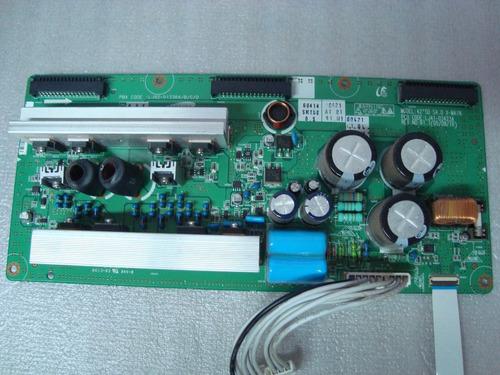 Placa X-main Tv Samsung Pl42s5sx/xaz, Usada