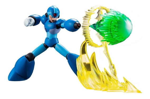 Boneco Mega Man Kotobukiya X Model Kit Rockman Megaman 1/12
