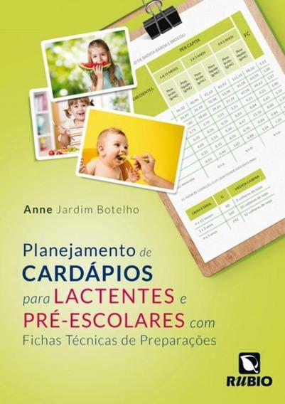 Planejamento De Cardapios Para Lactentes E Pre-escolares C