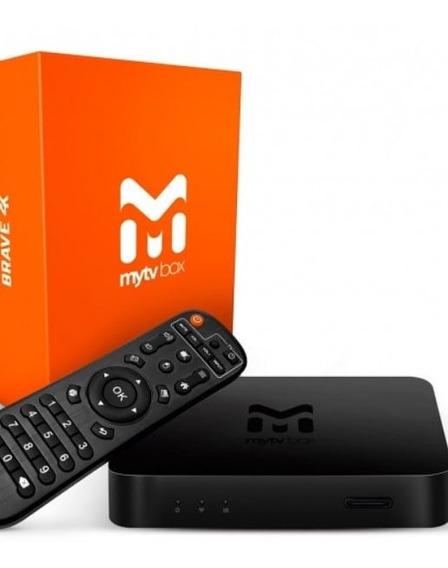 Mytv Brave Box Ultra Hd 4k Wifi/hdmi/usb Bivolt + Brinde