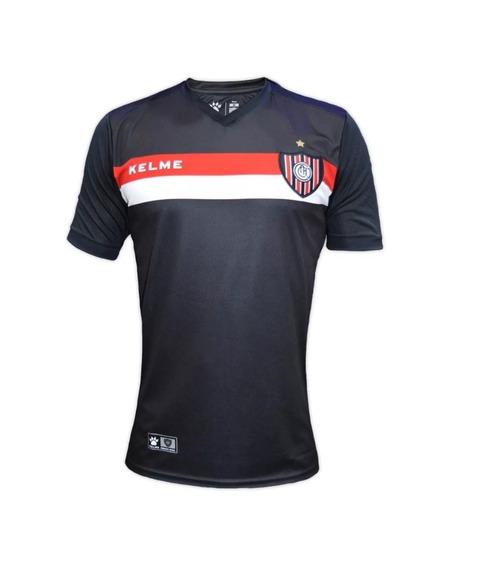 Camiseta Alternativa Chacarita 2019 Kelme - Adulto