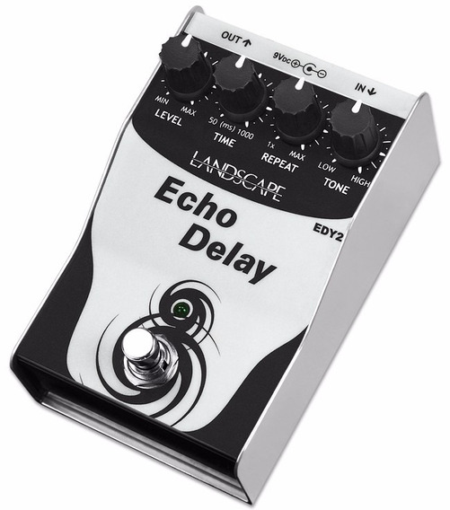 Pedal Landscape Echo Delay Edy2 Guitarra Violão Promoção
