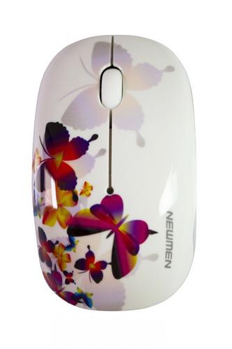 Mouse Newmen Óptico Wireless F278
