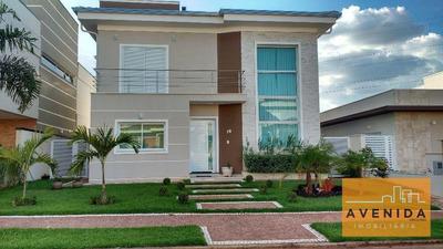 Casa Residencial À Venda, Parque Brasil 500, Paulínia. - Codigo: Ca0840 - Ca0840