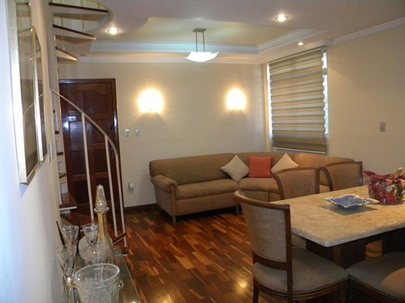 Cobertura Com 3 Quartos Para Comprar No Prado Em Belo Horizonte/mg - 2338