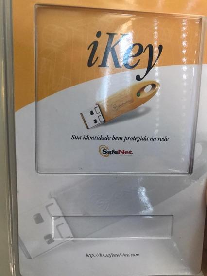 Ikey Token Criptográfico Safenet Para E-cpf Ou E-cnpj