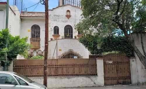 Casa 6 Rec, A Pasos Bosque Chapultepec, Para Remodelar