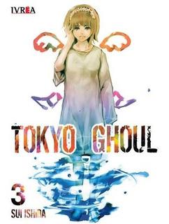 Manga Tokyo Ghoul # 03 De 14 - Sui Ishida