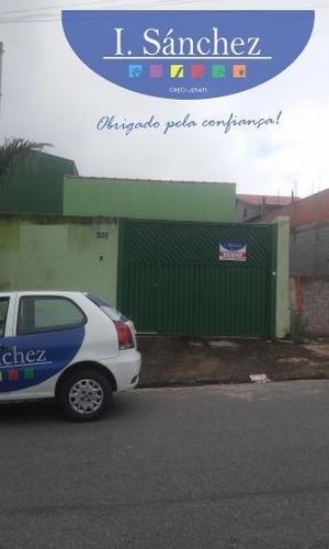 Imagem 1 de 15 de Casa Para Venda Em Itaquaquecetuba, Jardim Santa Rita Ii, 2 Dormitórios, 1 Banheiro, 3 Vagas - 170315d_1-763456