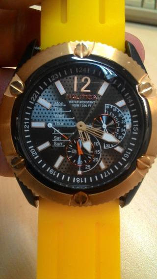 Relógio Náutica Sport - Modelo A20032