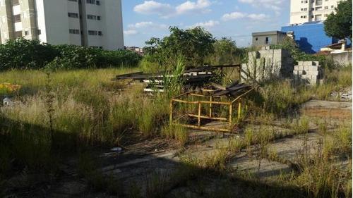 Imagem 1 de 7 de Terreno Para Aluguel, Taboão - São Bernardo Do Campo/sp - 69654
