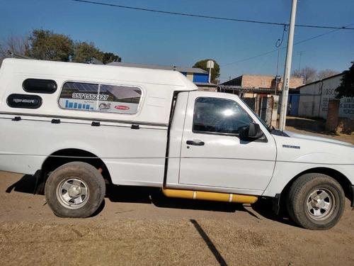 Imagen 1 de 3 de Ford Ranger 3.0 Cs F-truck 4x2 2012