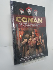 Conan. O Povo Do Círculo Negro. A Estrada Dos Reis - Lacrada