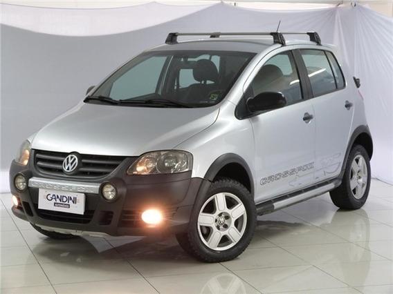 Volkswagen Crossfox 1.6 Mi 8v Flex 4p Manual