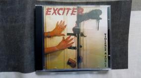 Cd Importado Exciter - Violence And Force (semi-novo 1984)