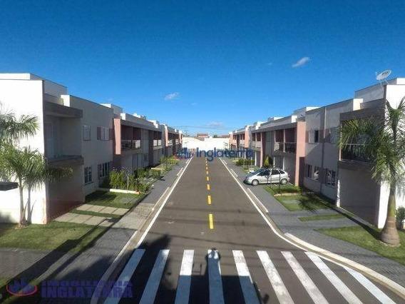 Casa À Venda, 127 M² Por R$ 350.000,00 - Bandeirantes - Londrina/pr - Ca0407