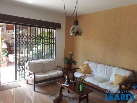Casa Assobradada - Planalto Paulista - Sp - 595371