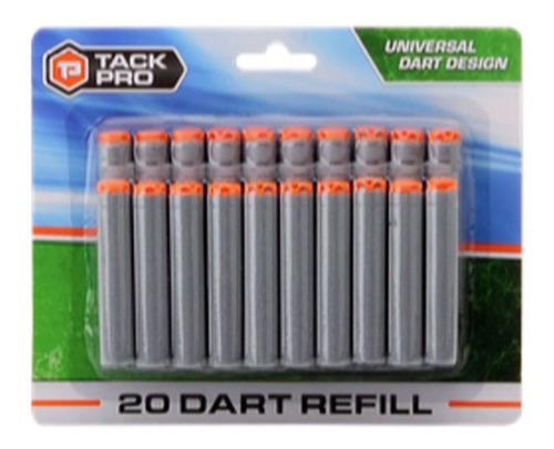 Imagen 1 de 3 de Dardos Cartuchos Para Pistola Tack Pro X 20 31051 Educando