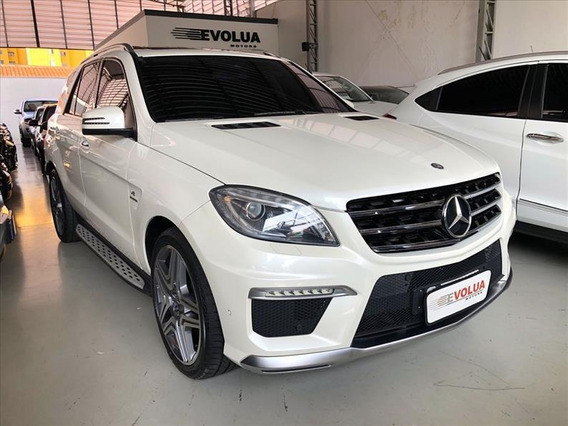 Mercedes-benz Ml 63 Amg 5.5 V8 32v Biturbo