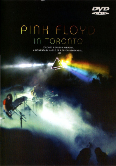 Pink Floyd In Toronto ( 1987 ) Dvd Original