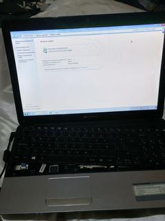 Laptop Gateway Ne51b04m Incompleta Pero Funcional Barata
