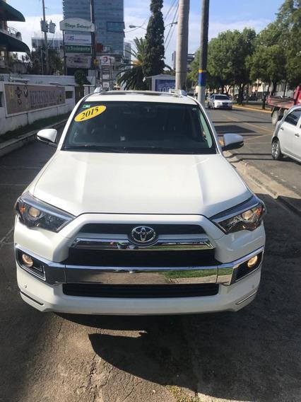 Toyota 4runner Límite 3 Filas 4×4