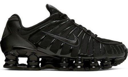 Nike Tl Tlx Doze Molas - 12 Molas Refletivo + Caixa