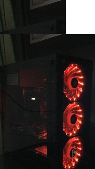 Pc Gamer R7 - 8gb Ram - Rx 570 4gb Msi - 120gb Ssd - 1tb Hd