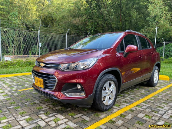 Chevrolet Tracker New Tracker Ls At 1800cc 4x2