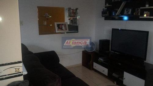 Sobrado Com 5 Dormitórios À Venda, 340 M² - Jardim Dourado - Guarulhos/sp - Ai9988