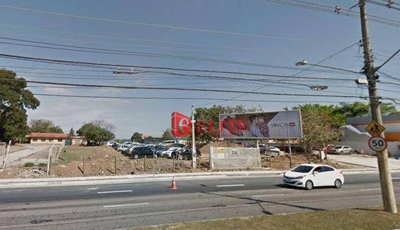 Área Comercial Para Locação, Jardim Do Golfe, São José Dos Campos. - Ar0056