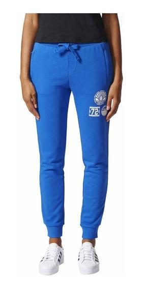 Pantalón Jogging Regular Cuff Tp Slim Mujer