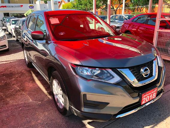 Nissan X-trail Sense 2 Filas 2018 Iva Credito Recibo Auto Fi
