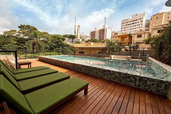 Cobertura Em Perdizes, São Paulo/sp De 102m² 2 Quartos À Venda Por R$ 1.080.000,00 - Co164798
