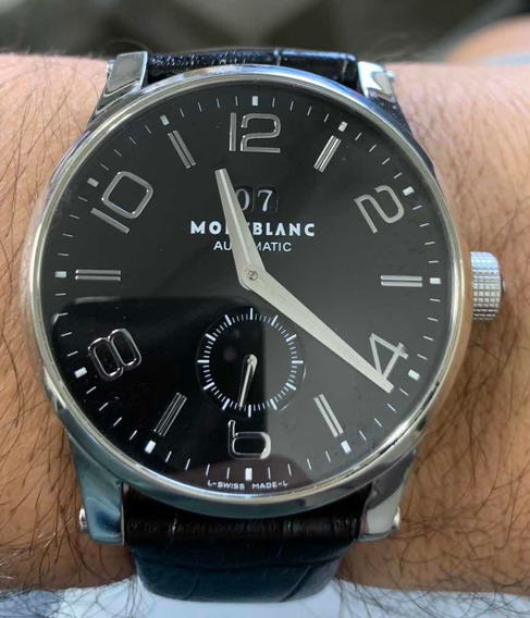 Montblanc Timewalker Big-date Automatico 42mm
